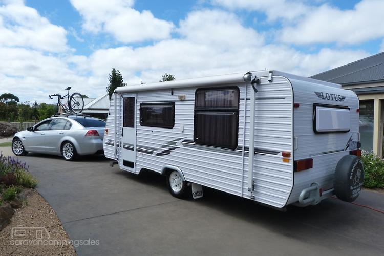 Lotus Caravans Caravans Pop Tops Caravans For Sale In Australia