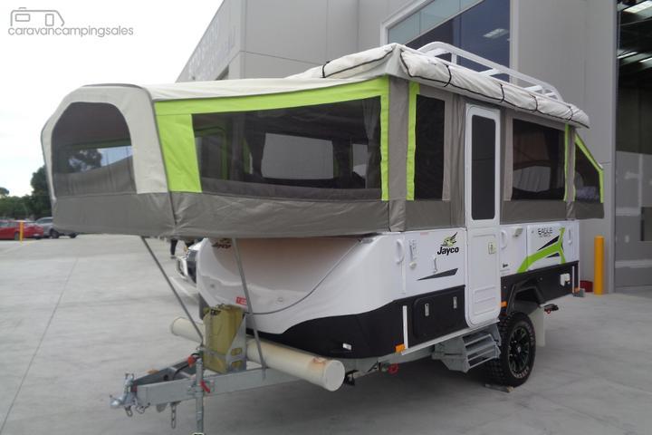 Caravans Off Road Camper Camping Trailers for Sale in Australia