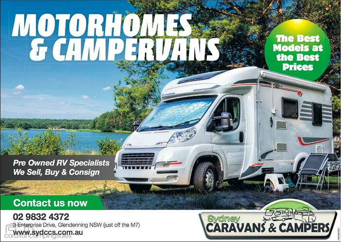 Avan Caravans Motorhomes & Campers listed in For Sale for Sale in