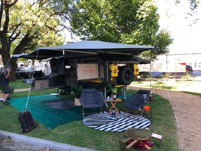 Conqueror Caravans for Sale in Australia - caravancampingsales com au
