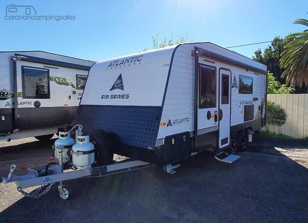 f46a20642fa86f Atlantic Caravans E SERIES 19 Caravans for Sale in Australia ...