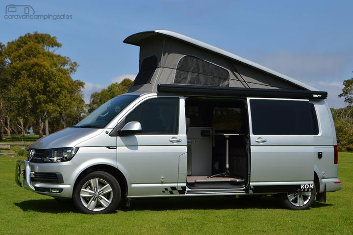 Volkswagen Caravans Motorhomes & Campers for Sale in Australia