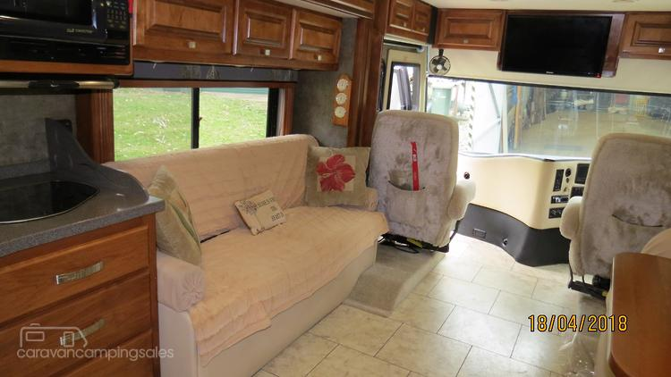 Tiffin Motorhomes Caravans for Sale in Australia