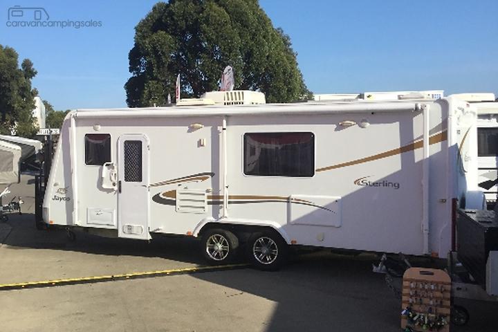 Jayco Caravans for Sale in Australia - caravancampingsales
