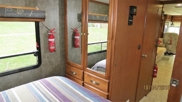 Tiffin Motorhomes Caravans for Sale in Australia