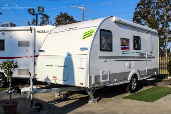 Caravans Caravans for Sale in Australia - caravancampingsales com au