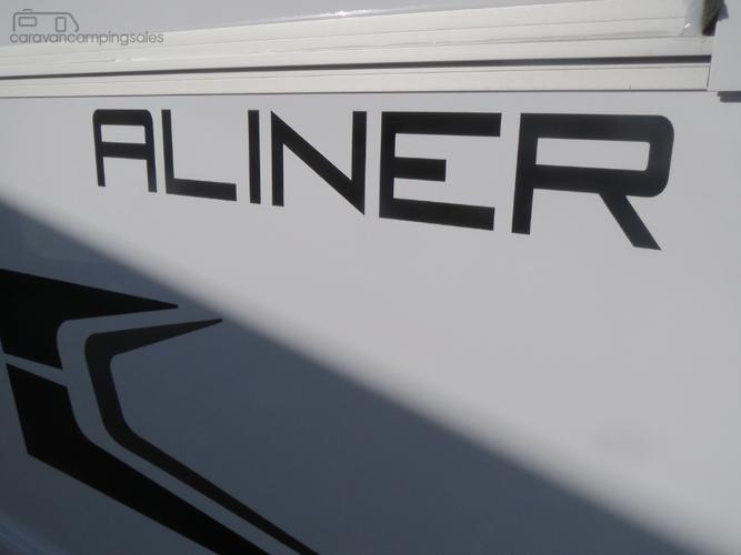 New Avan Aliner 1D Touring Caravans for Sale in Western