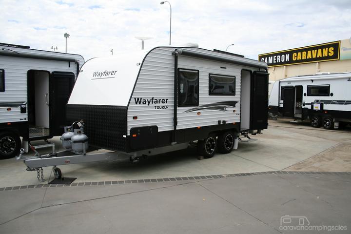 Crusader Wayfarer Caravans Caravans for Sale in Australia
