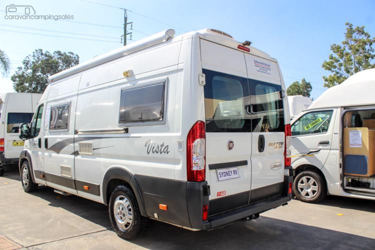 Sunliner Caravans Campervan Motorhomes & Campers for Sale in