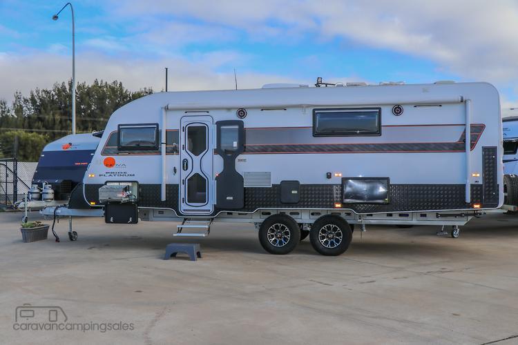 Caravans Tandem Axle Axle Configuration for Sale in Victoria