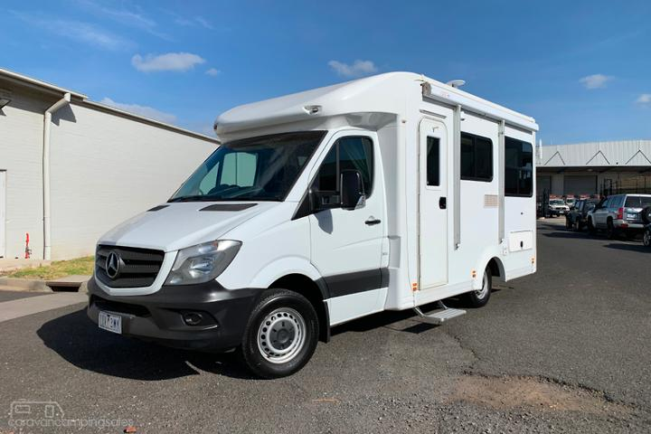 Mercedes Sprinter Rv >> Mercedes Benz Caravans Motorhomes Campers For Sale In Australia