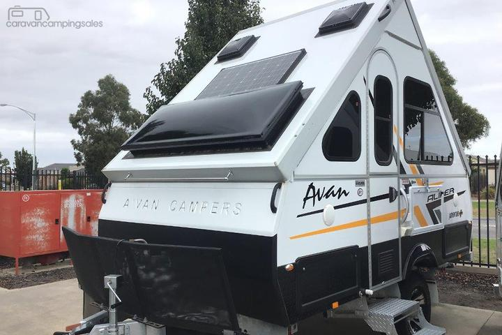 Avan ALINER ADVENTURE PLUS Caravans Caravans for Sale in
