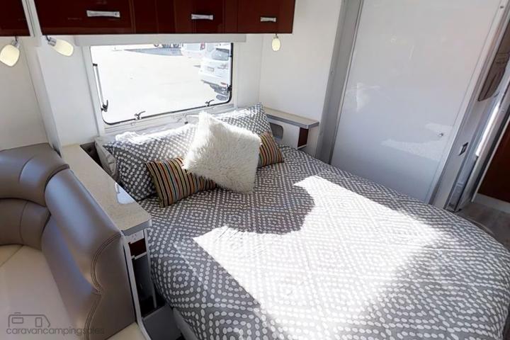 Avida TOPAZ Caravan 8 81m x 2 50m CV7656 SL BB2 - Tourer Caravans