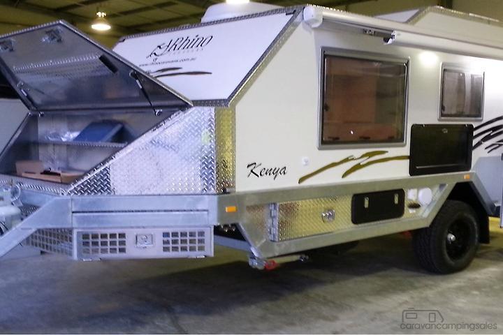 Rhino Caravans for Sale in Australia - caravancampingsales